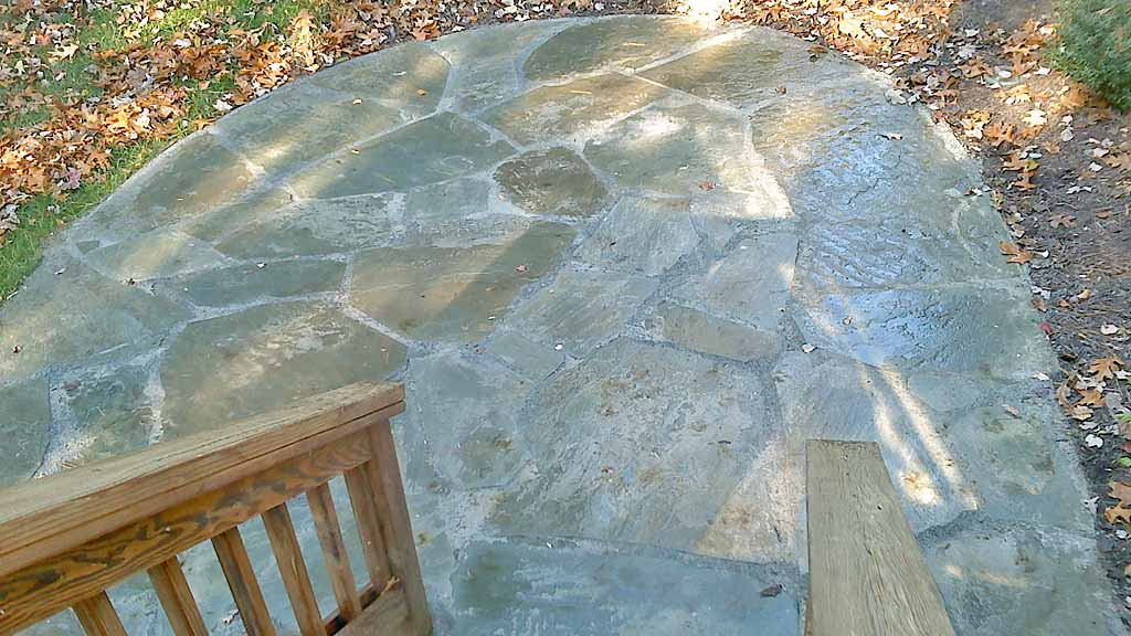 Gallery Of A Greenleaf Landscaping Patio Job
